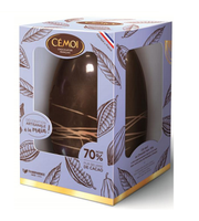 Oeuf 70% cacao